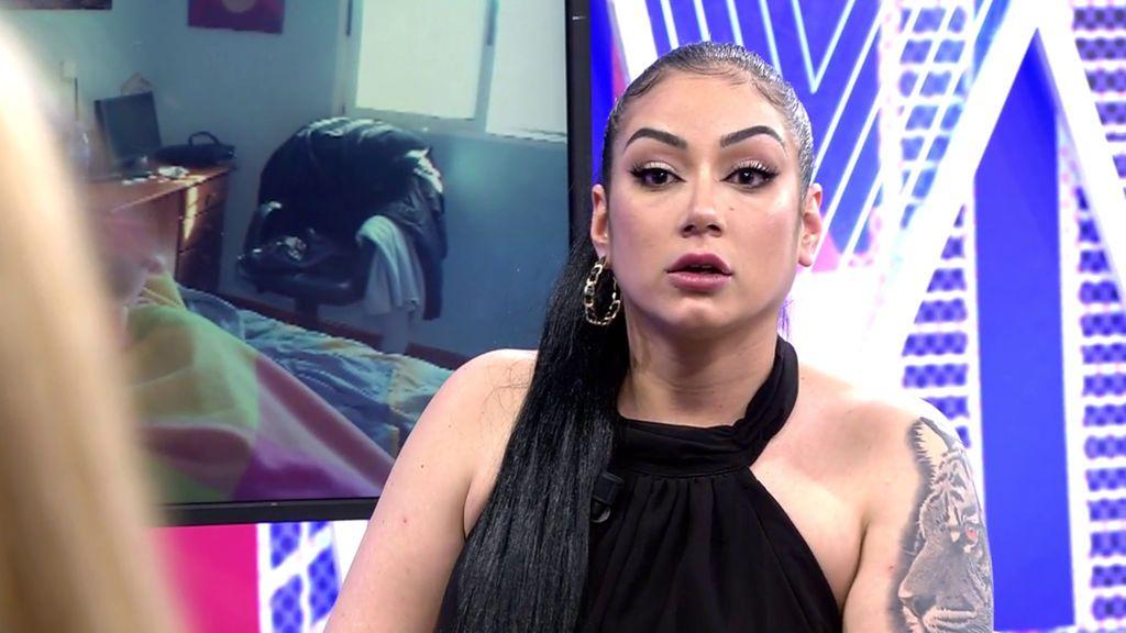 Dakota estalla contra Alessandro Lecquio, ataca a Rocío Flores y se enfrenta a Kiko Matamoros Sábado Deluxe 2021 Programa 638