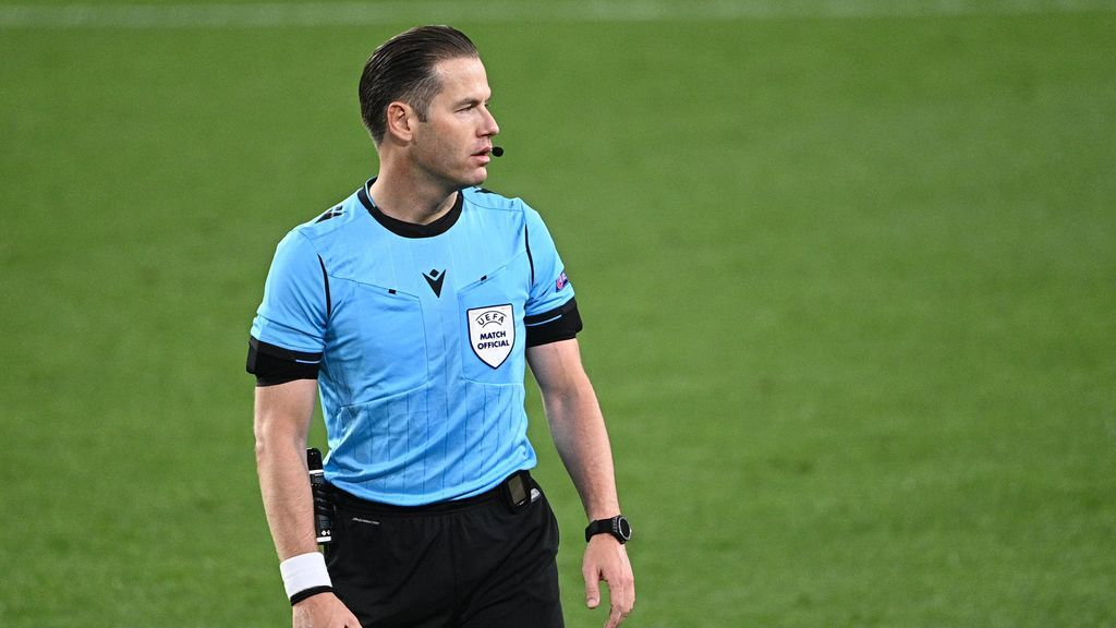 La UEFA designa a Danny Makkelie para arbitrar el Madrid-Chelsea