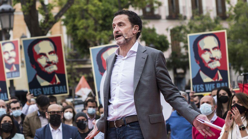 """Bal critica que Iglesias se atribuya a sí mismo la democracia: """"Debe de ser que los demás somos todos fascistas"""""""
