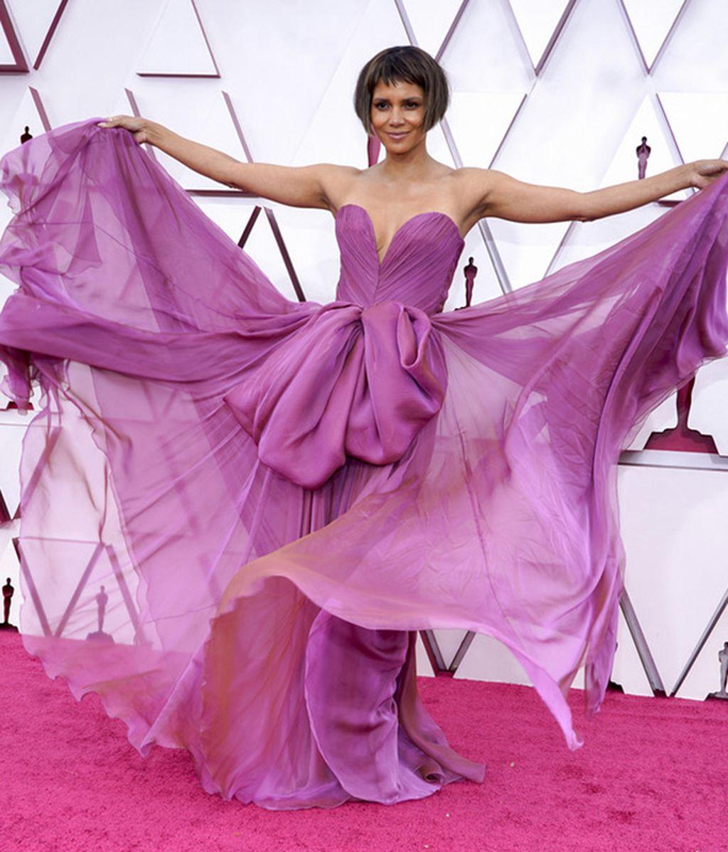 La alfombra roja de los Oscar, foto a foto