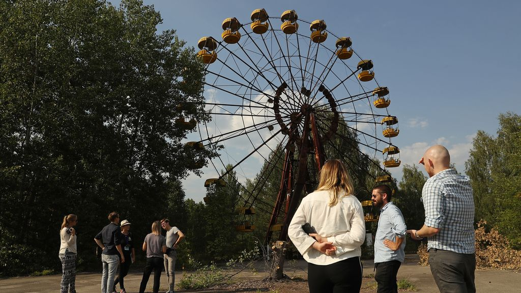 35 aniversario del desastre nuclear de Chernóbil
