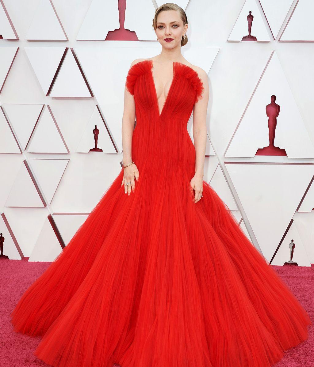 Alfombra roja de los Premios Oscar 2021