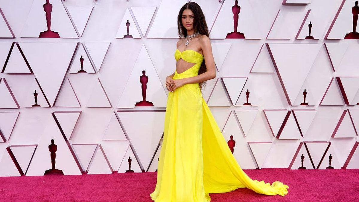 El vestido de Zendaya causa furor en la entrega de los Premios Oscars