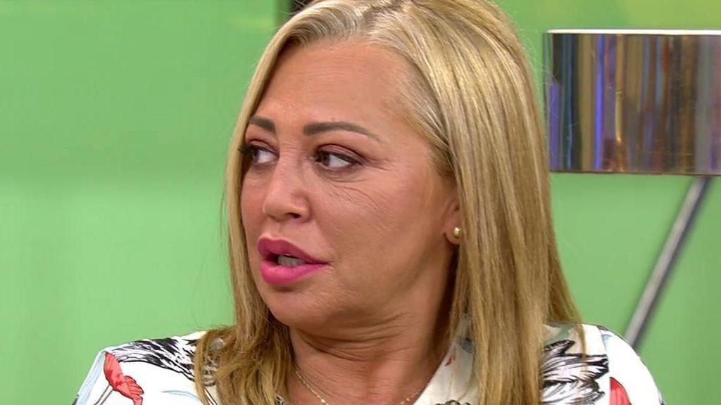 """Belén Esteban aclara sus palabras sobre Julia Janeiro: """"Parece que lo que dije no ha sentado bien a la otra parte"""""""