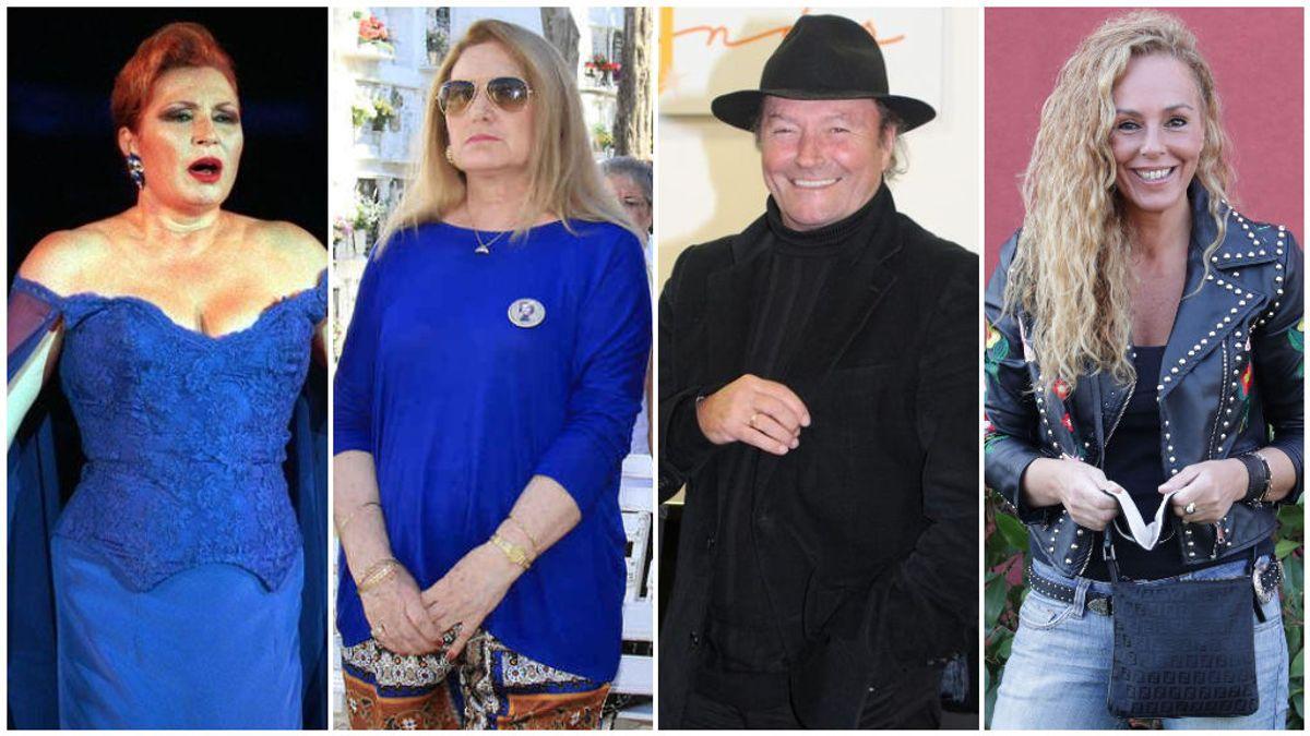 Rocío, Amador, Gloria... Esta es la familia Mohedano: el árbol genealógico definitivo para entender todo el escándalo.