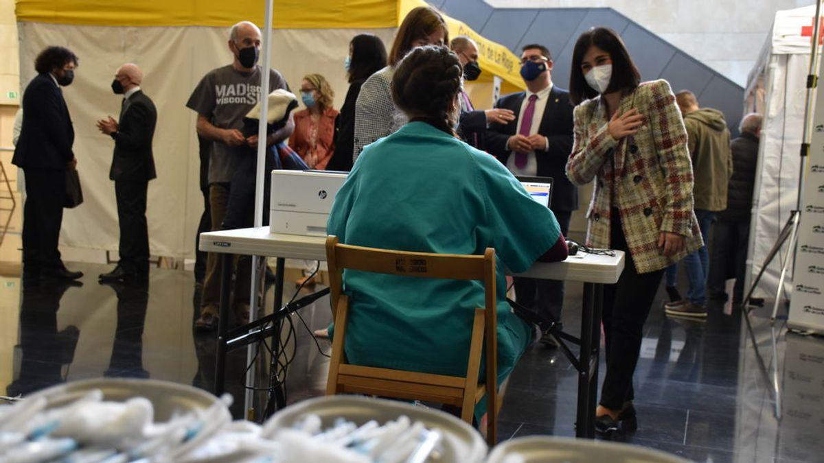 Llegan a España dos millones de vacunas