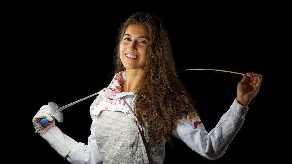 María Meriño cae derrotada en el Preolímpico de esgrima y no estará en Tokio: un sueño que solo separó tres tocados