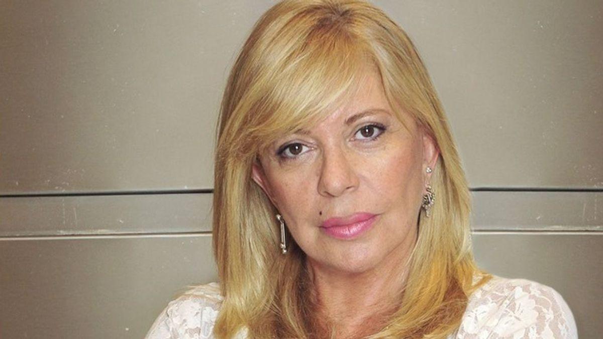 Barbara Rey recibe el alta hospitalaria
