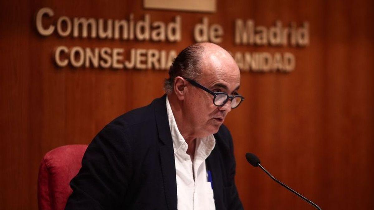 En directo: Madrid actualiza los datos del coronavirus