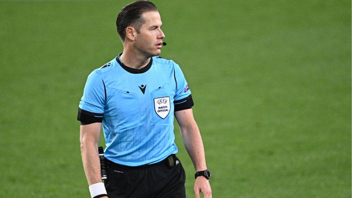 Danny Makkelie, el policía caribeño que arbitrará el Real Madrid-Chelsea de la Champions League