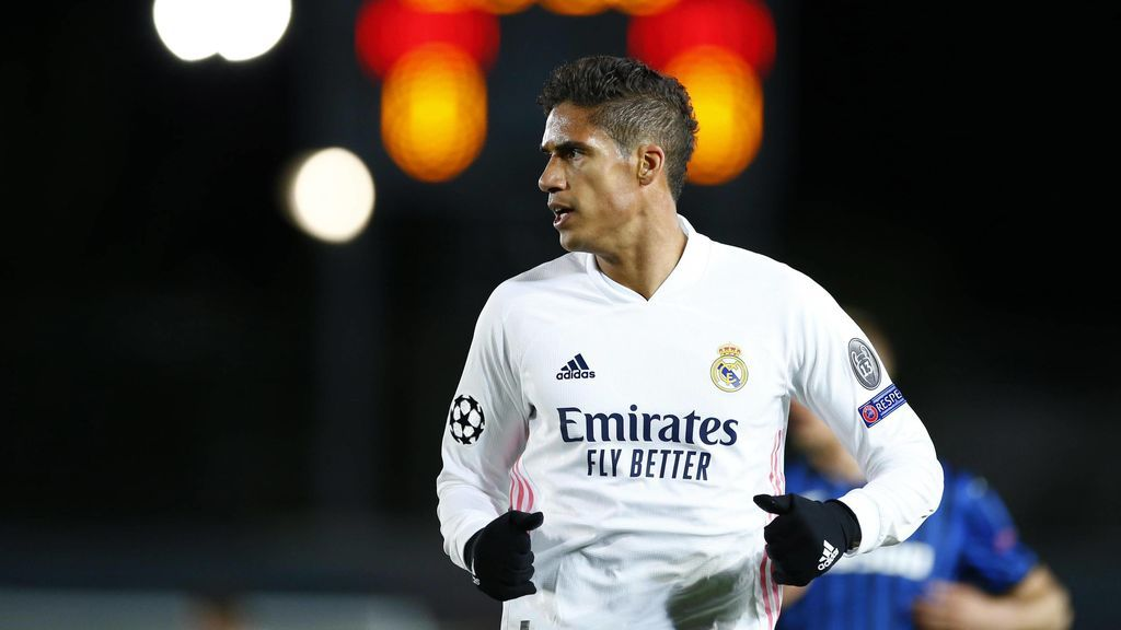 El Madrid no se esforzará en retener a Varane y el francés está más cerca de irse que se renovar