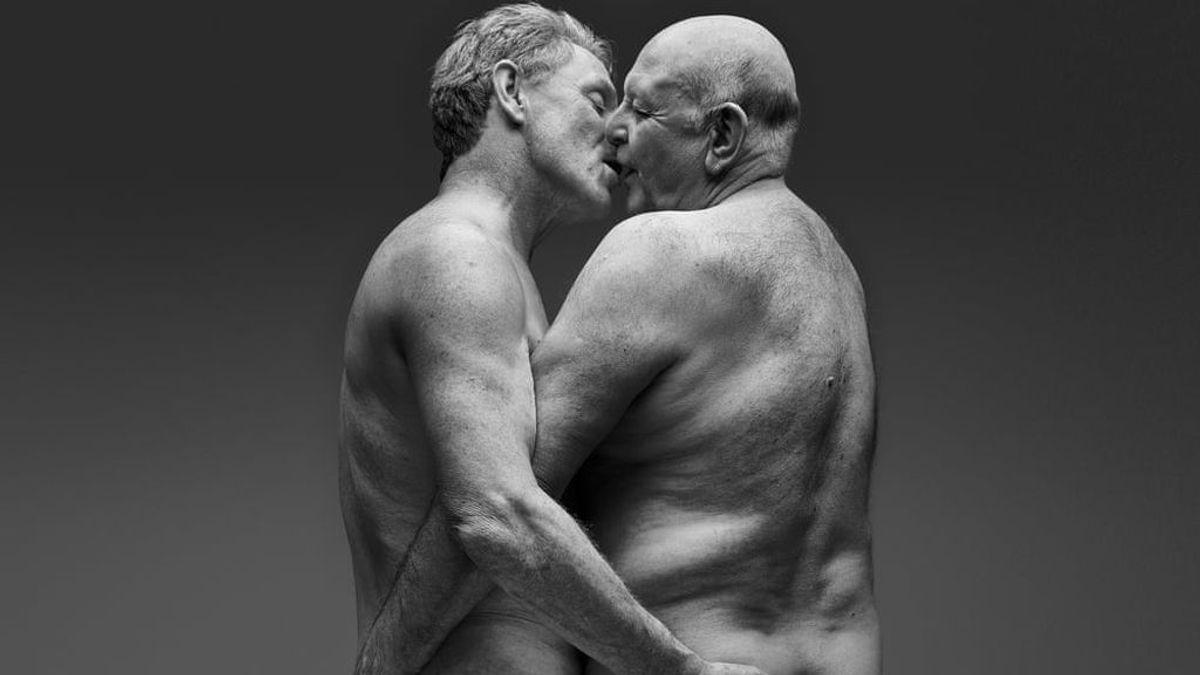 Amor en la edad adulta: una campaña publicitaria celebra la naturalidad del sexo en la vejez