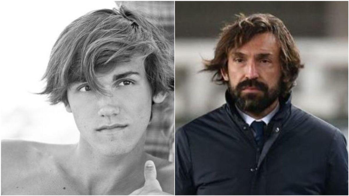"""Aficionados de la Juventus amenazan de muerte al hijo de Pirlo de 17 años: """"Tú y tu padre tenéis que morir"""""""