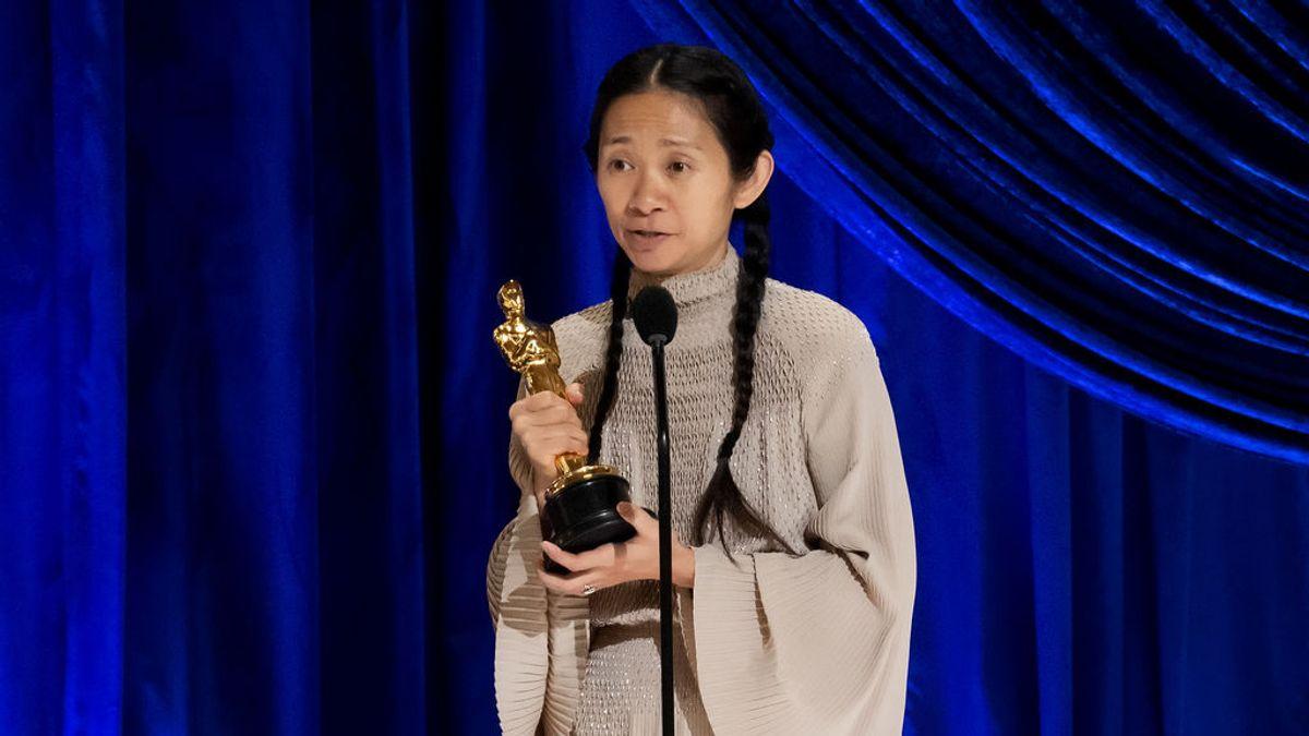 Premio Óscar a la mejor película 2021 para 'Nomadland'