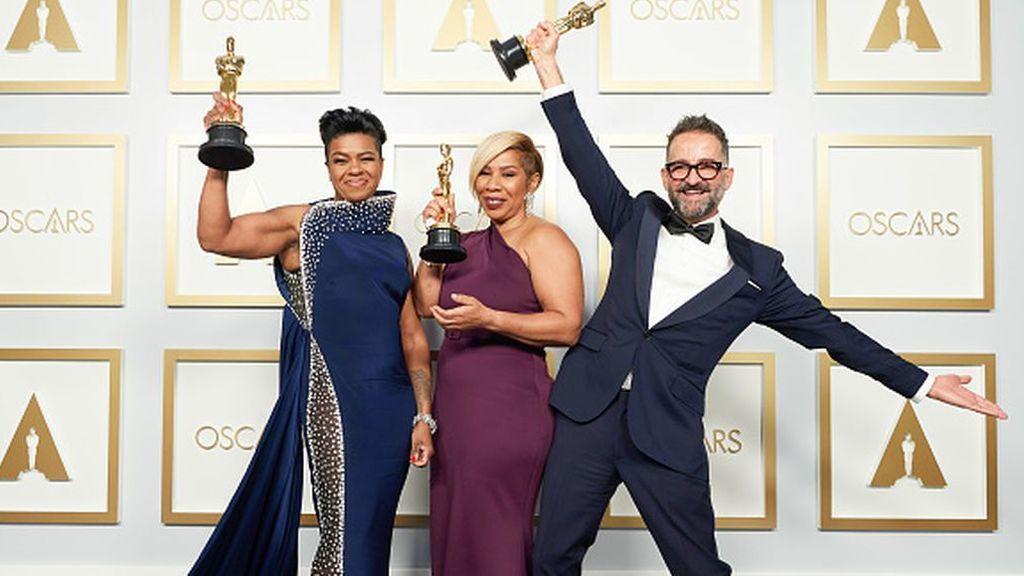 El español Sergio López-Rivera gana el Oscar al mejor maquillaje y peluquería por 'La madre del blues'