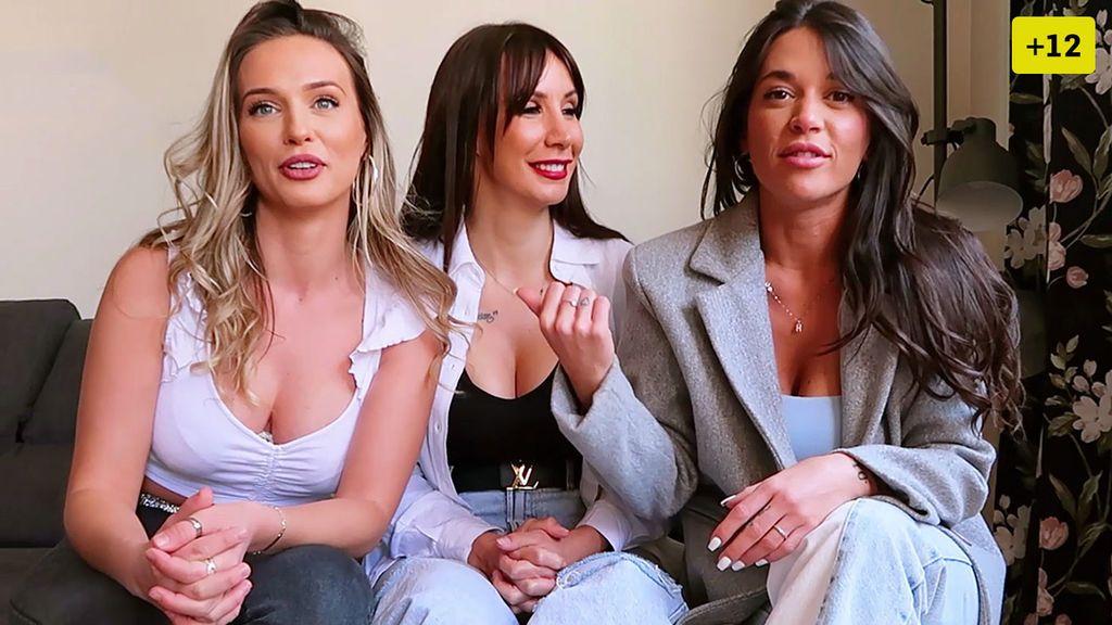Fiama, Fani y Adelina destapan todo lo que no se vio en la isla y aclaran su relación con Susana y Andrea (1/2)