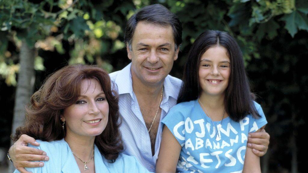 Rocío Jurado y Pedro Carrasco se casaron en 1976 y un año más tarde nació Rociíto.