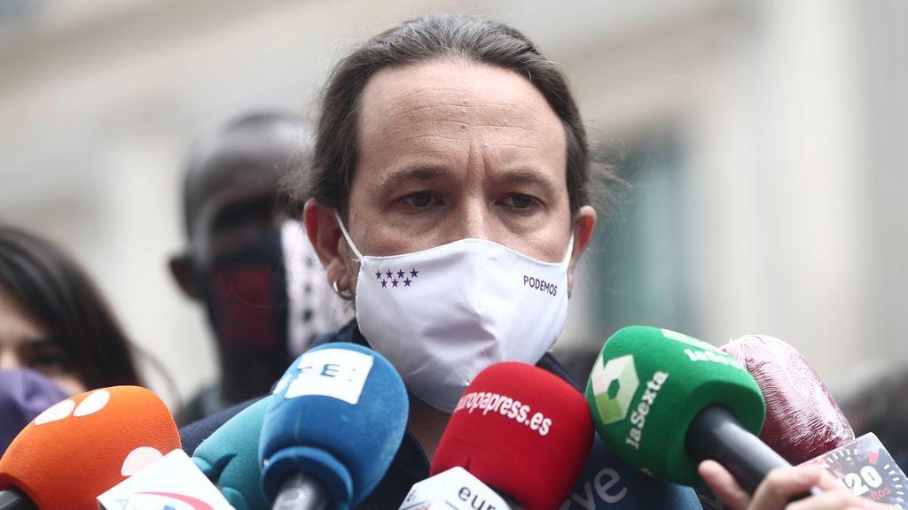 De cuando a Pablo Iglesias le preocupaba que se señalara a periodistas