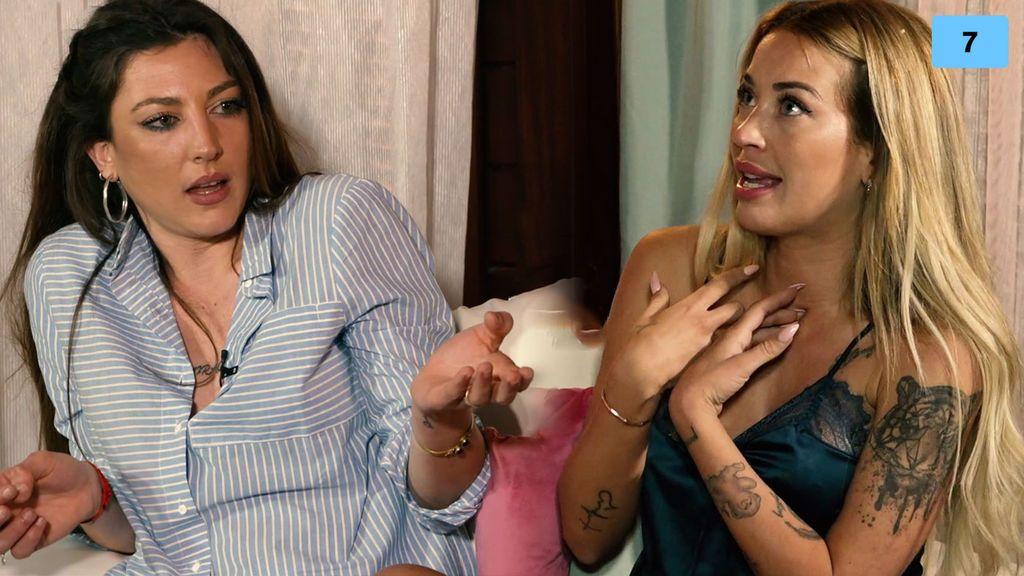 Carmen Saavedra reacciona al descubrir que Mayka ha empezado una relación con Alejandro Bernardos (1/2)