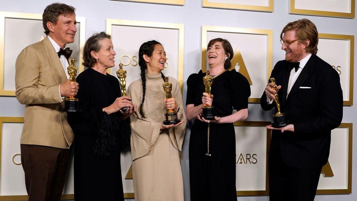 La lista completa de los premiados en los Oscars 2021