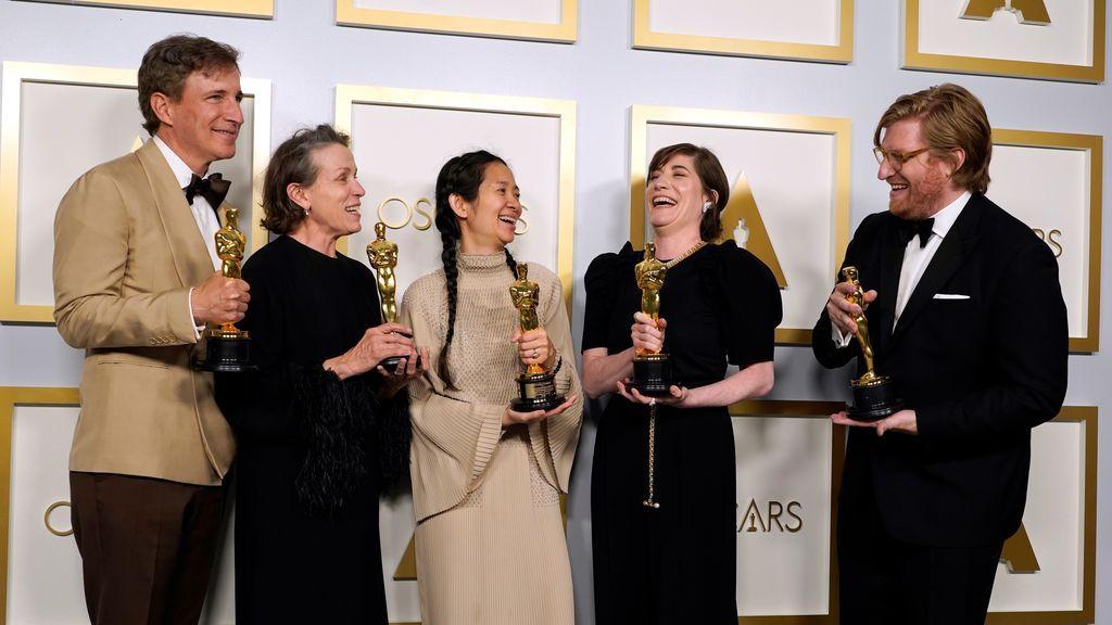 Cómo fue la gala de los Oscars 2021