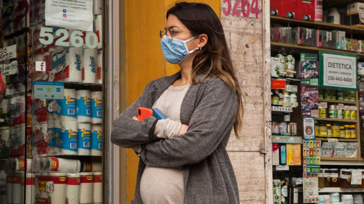 La covid19 aumenta en un 50 % el riesgo de complicaciones en el embarazo
