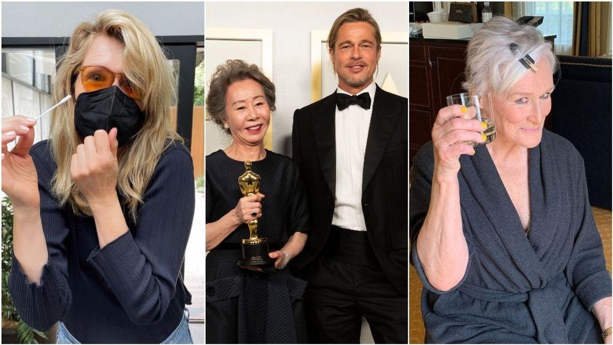 De la pcr de Laura Dern al impactante corte de pelo de Halle Berry: la intrahistoria de los Oscar 2021