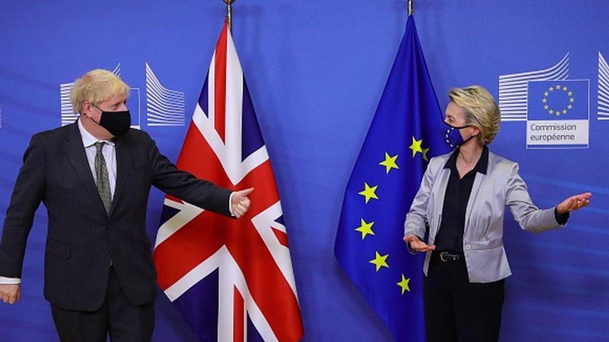 Los eurodiputados votan el acuerdo comercial posterior al Brexit, paso final en el divorcio