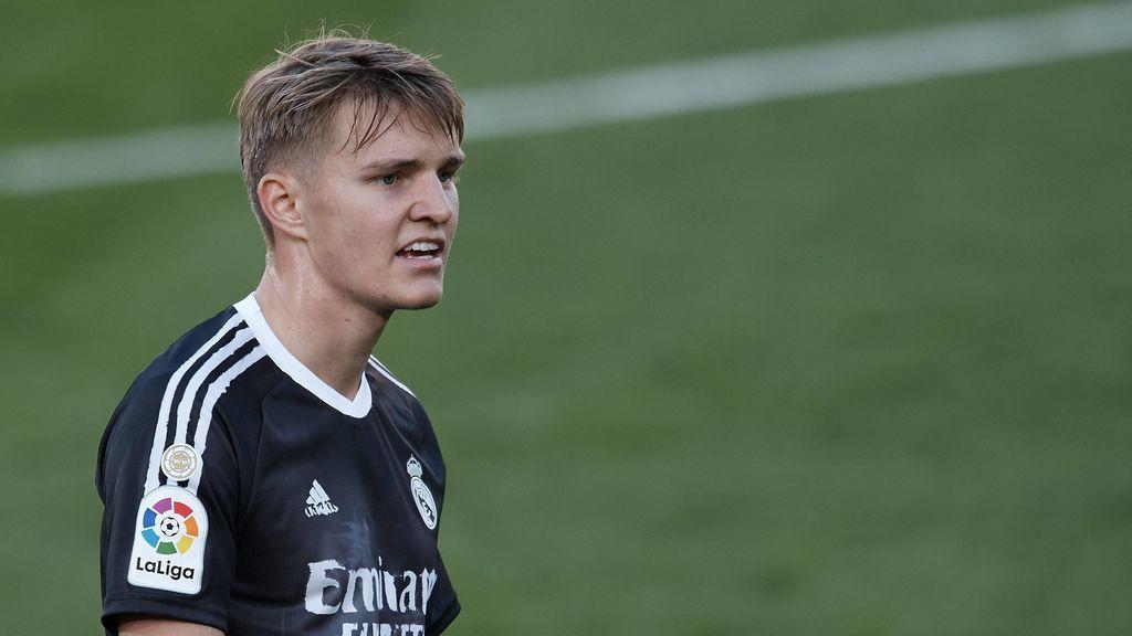 El Real Madrid considera a Odegaard como intranferible y Zidane volverá a darle una oportunidad