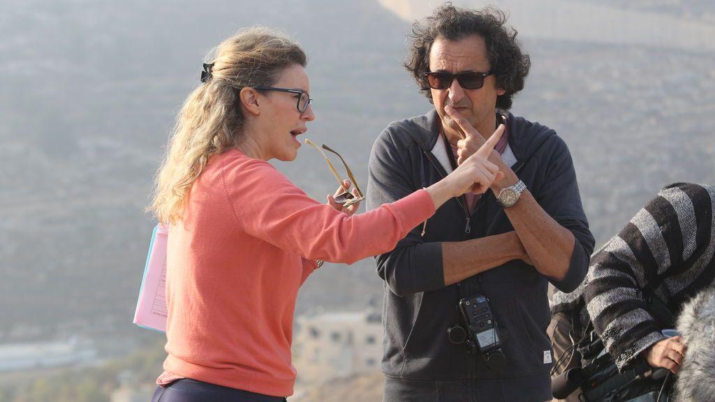 Farah Nabulsi, la británico-palestina nominada al Oscar:  ¨Todo lo que siempre quisiste está al otro lado del miedo¨