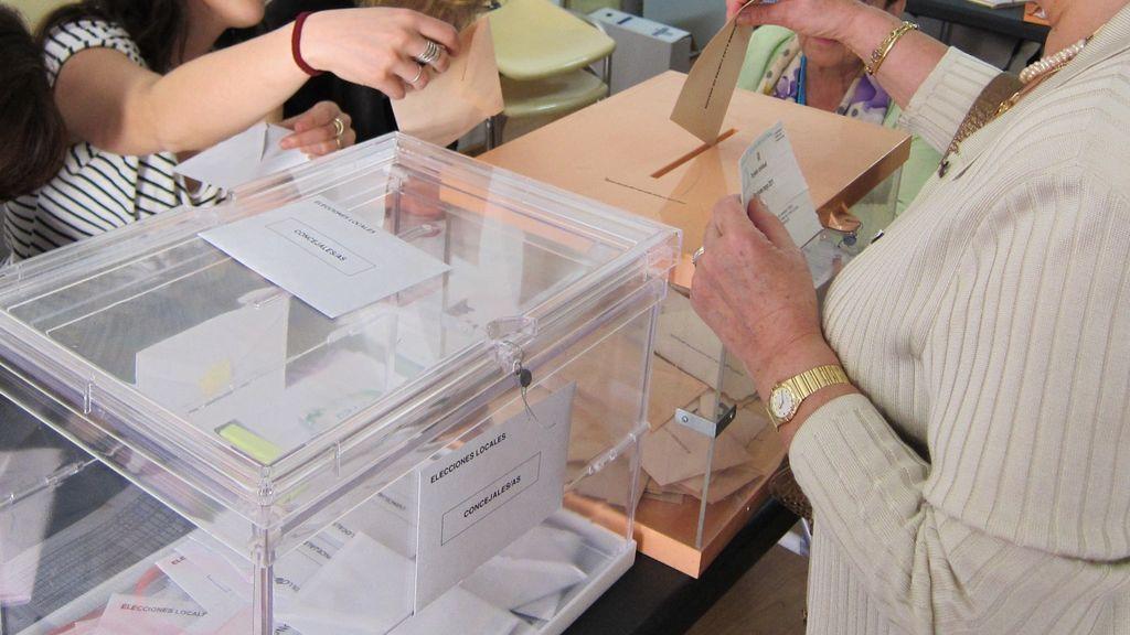 Candidaturas y cabezas de lista para las elecciones de Madrid