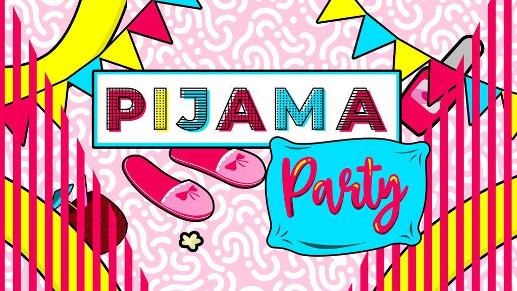 Mtmad se cuela en un dormitorio con seis influencers televisivas en el estreno del formato semanal 'Pijama Party'