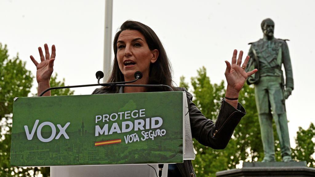 Resumen y principales puntos del programa electoral de VOX para las elecciones del 4M en Madrid