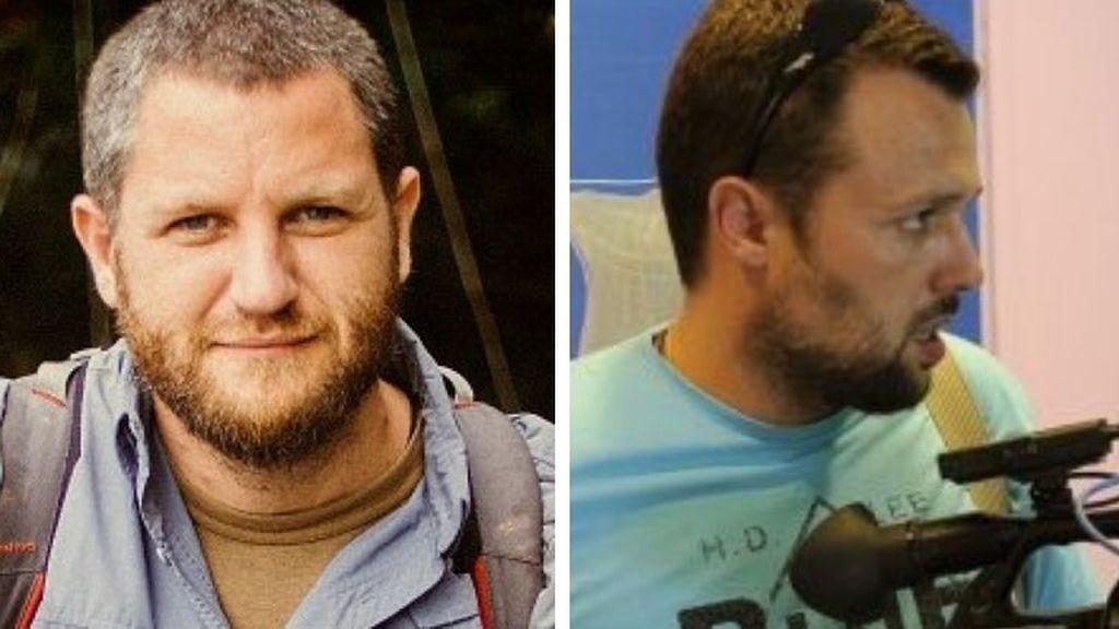 La pena y la rabia por dos periodistas asesinados: Beriain y Fraile