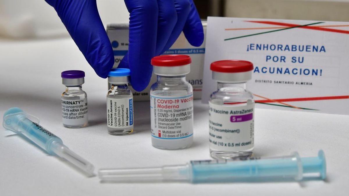 El ritmo de vacunación abre la puerta a un posible adelanto: los de 60 años en mayo y los de 50 en junio
