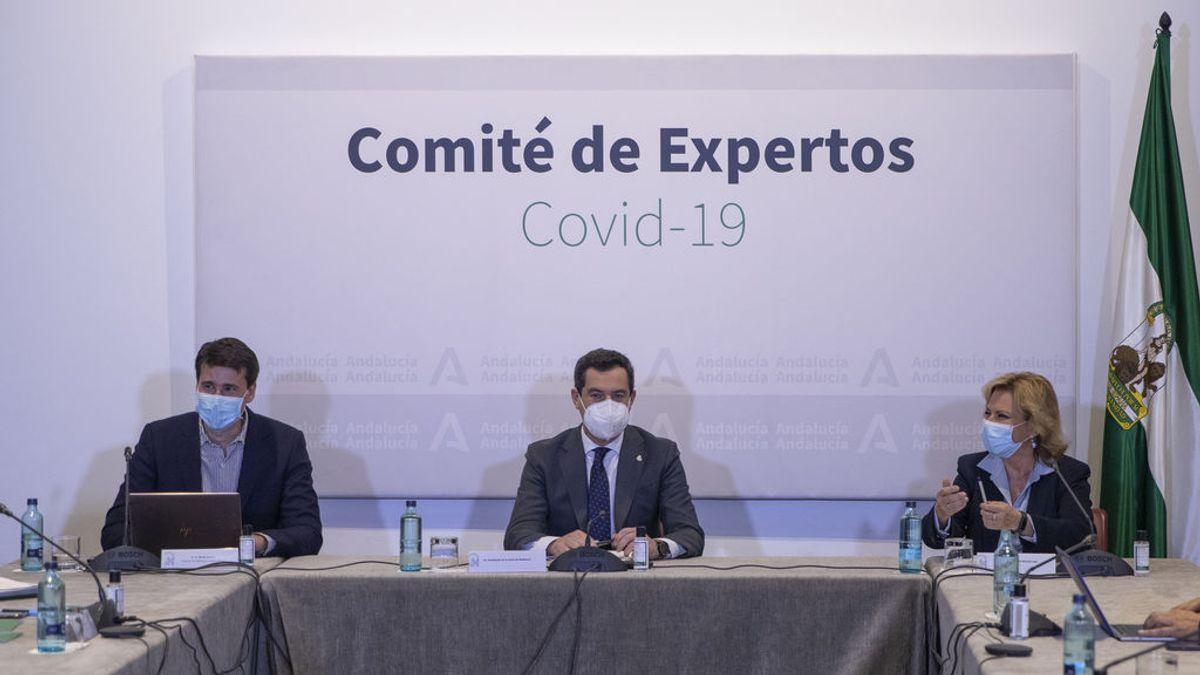 Andalucía permitirá la movilidad entre provincias que mantenía cerradas desde hace más de 3 meses