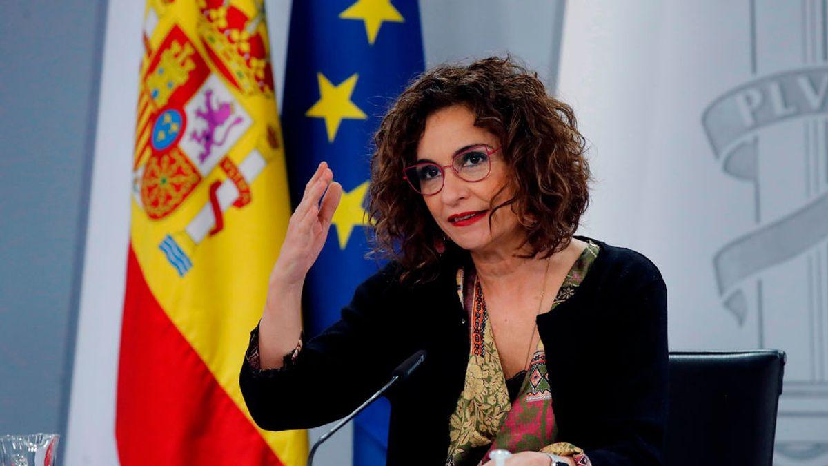 """Montero avisa de que """"ninguna amenaza va a hacer retroceder a la democracia"""""""