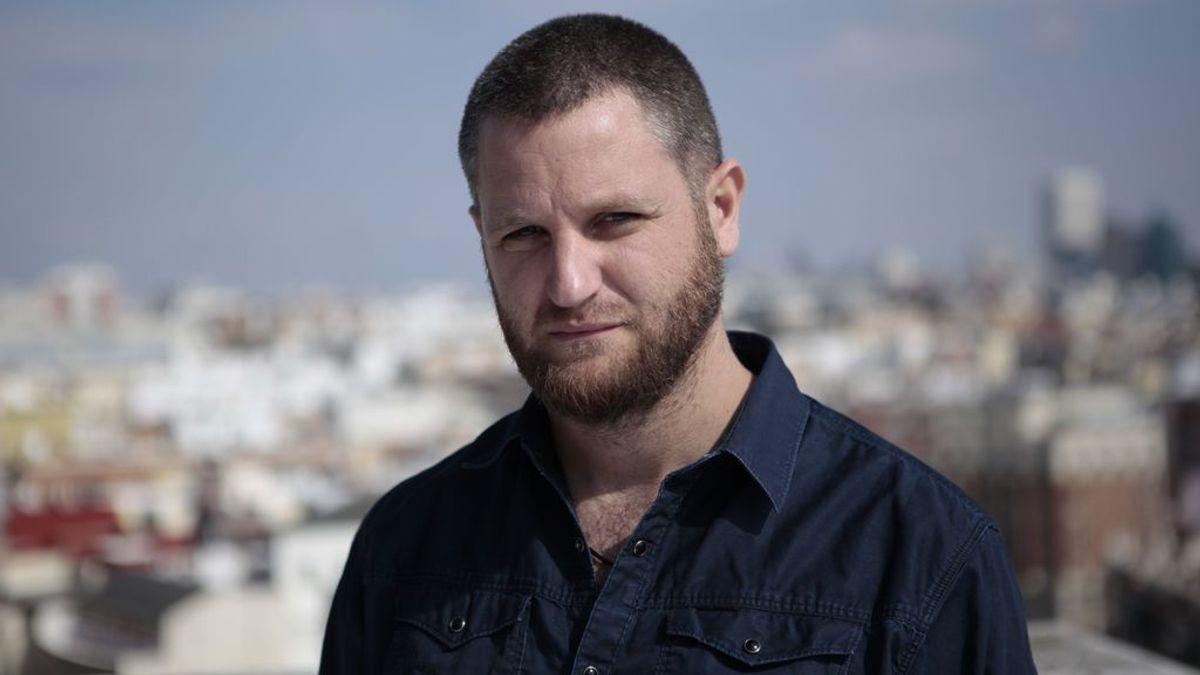 El periodista David Berian