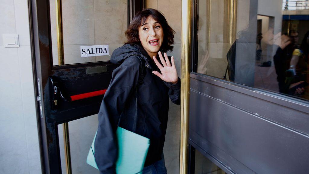 La defensa de Juana Rivas pedirá el indulto para evitar su entrada en prisión