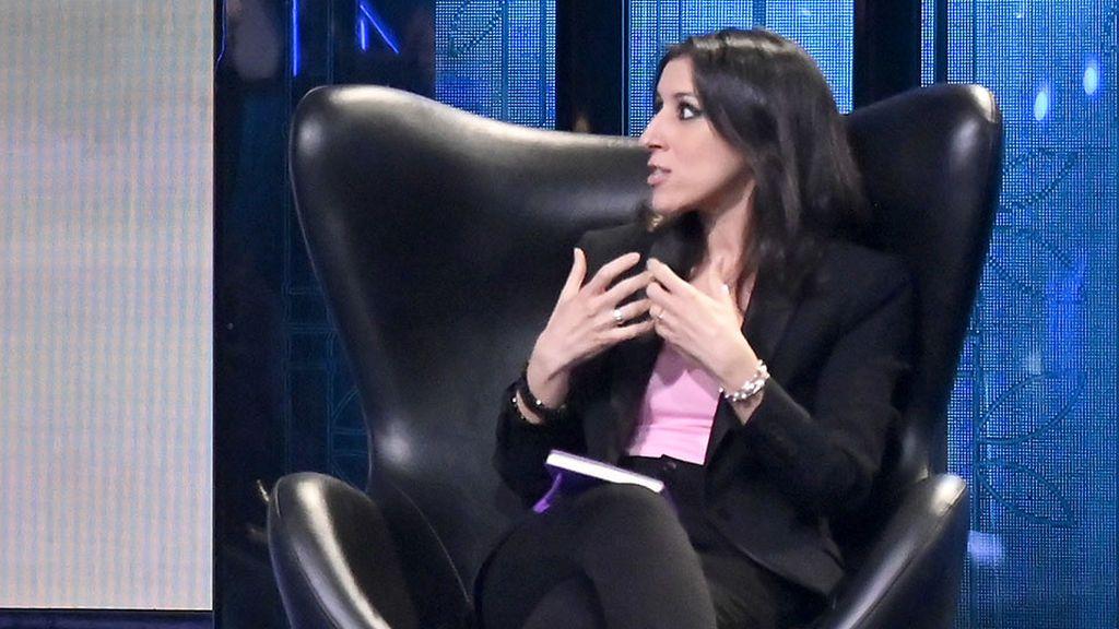 Ana Bernal Triviño, en los especiales de 'Rocío'