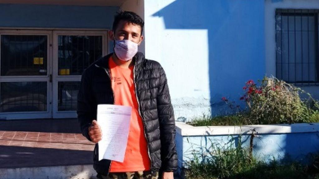"""Un joven ingresado por covid narra cómo ha visto morir a sus compañeros de habitación: """"Me despertó el ruido de la bolsa mortuoria"""""""