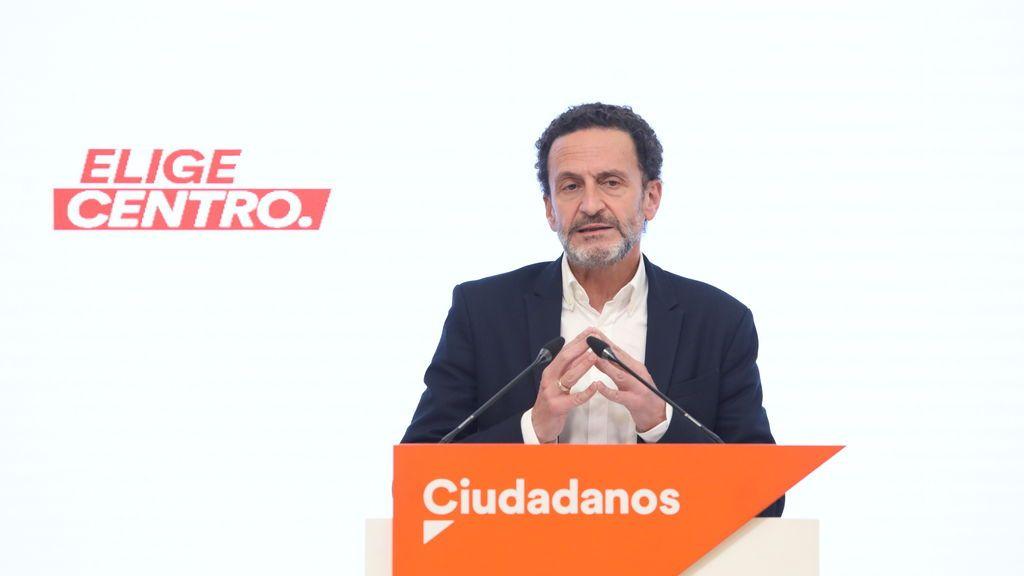 Edmundo Bal en campaña