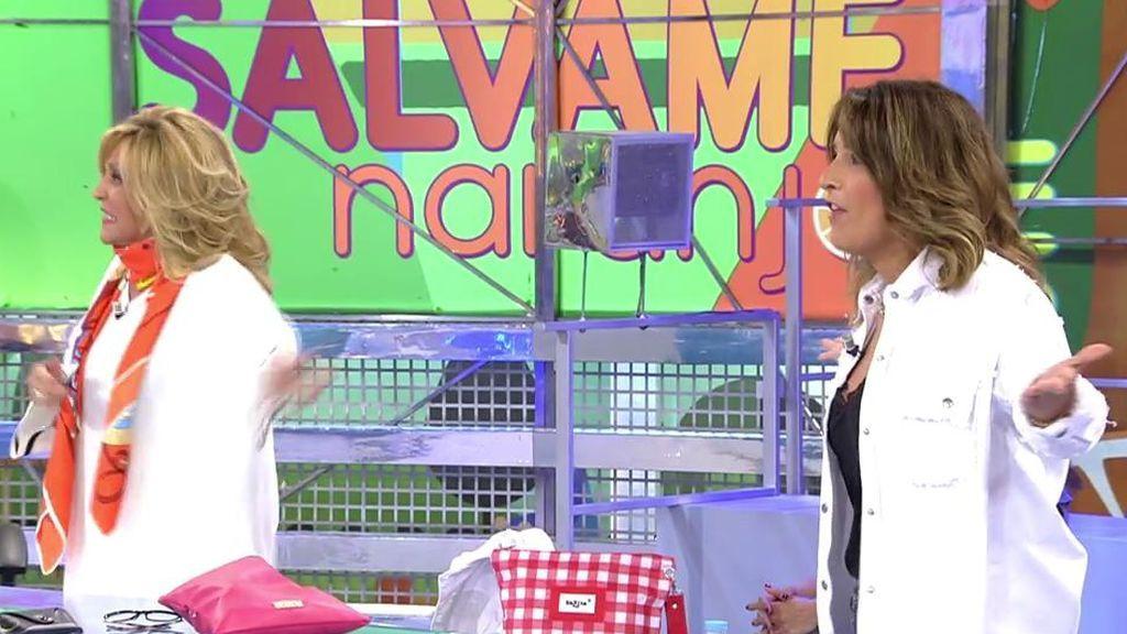 "Lydia Lozano brota contra Laura Fa: ""¡Eres muy chunga!"""