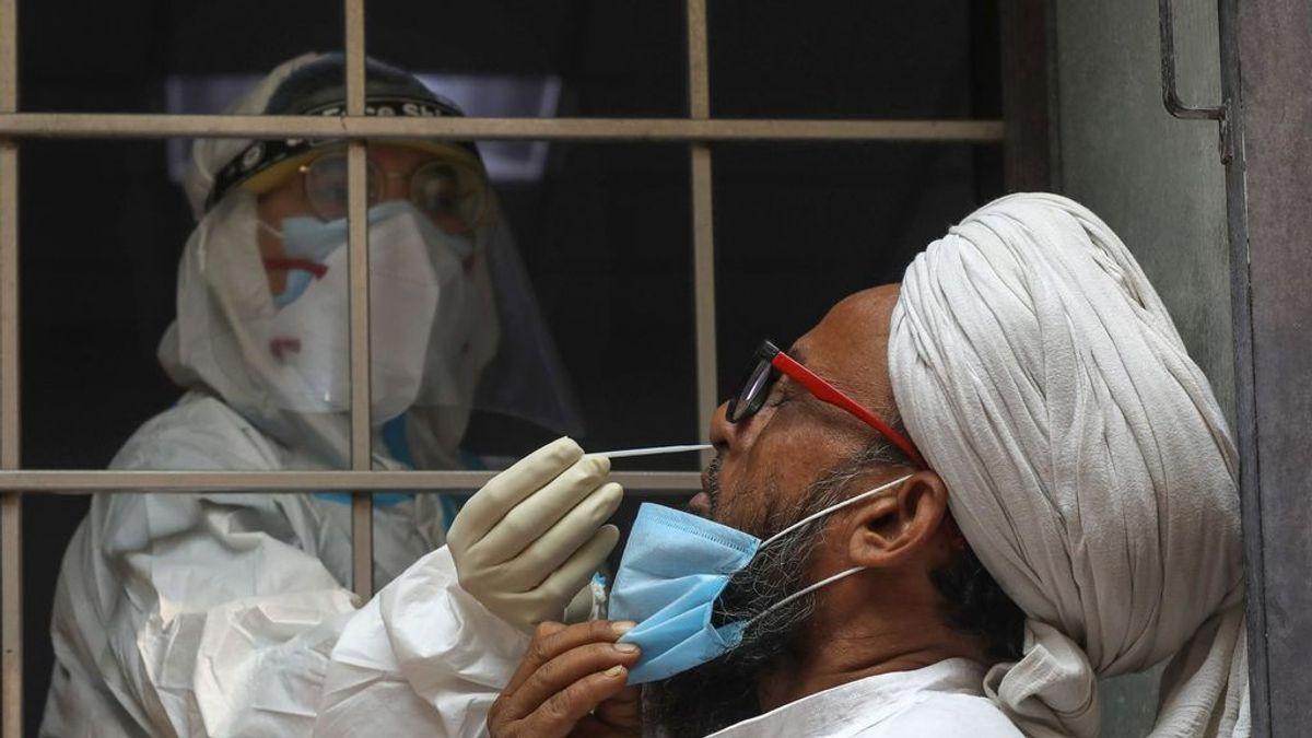 La OMS advierte de que la variante india del covid podría ser más contagiosa y resistente a vacunas y terapias