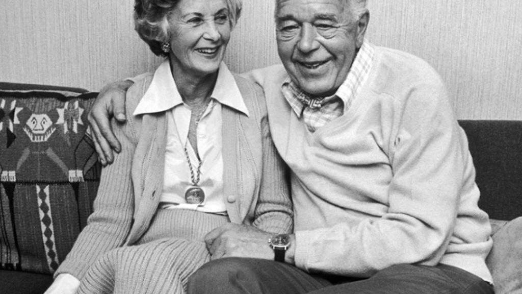 El príncipe Bertil y Lilian tardaron 31 años en casarse.