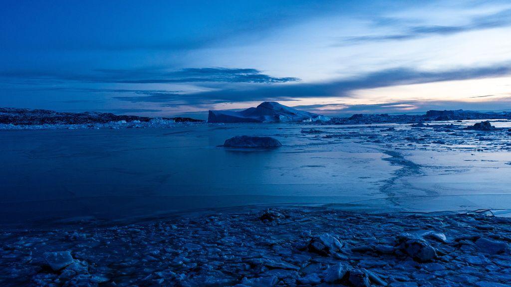 ¿Qué son las 'bombas de calor' están destruyendo el hielo marino del Ártico?
