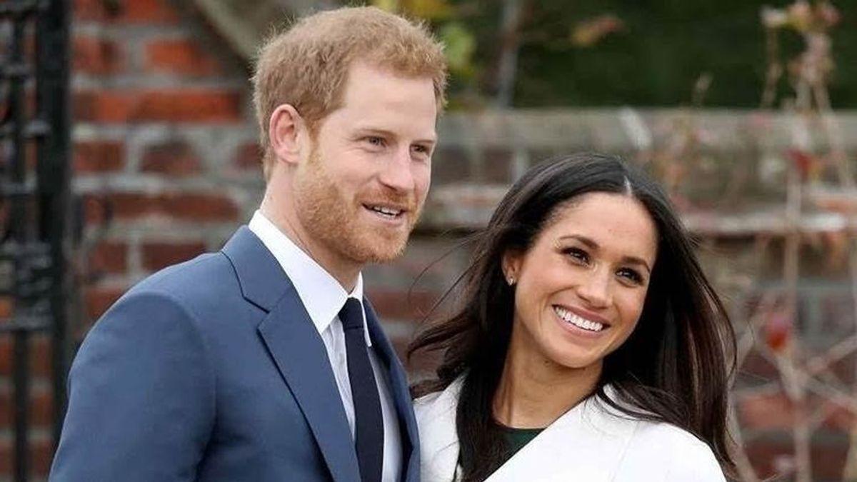 La reaparición de Meghan Markle y el príncipe Harry: Selena Gómez, vacunas y famoseo