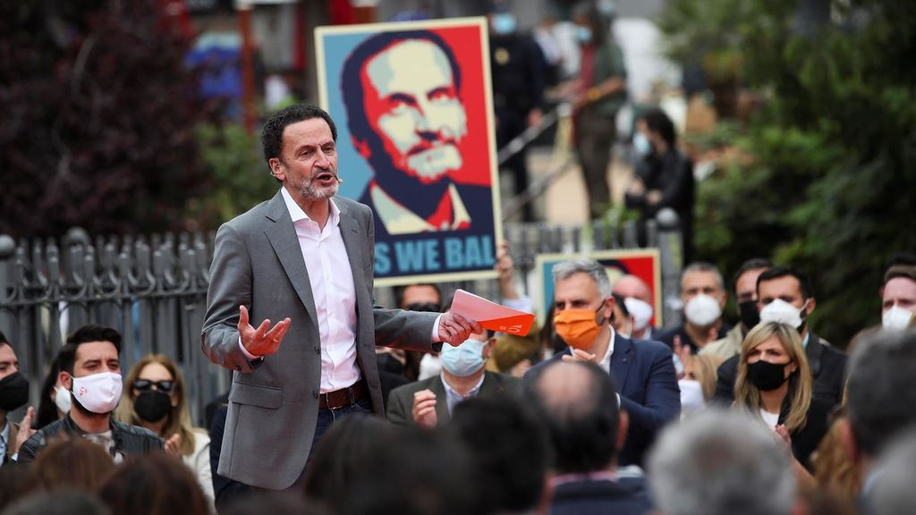 """Bal propone a todos los candidatos un pacto frente a la violencia y Ayuso le responde que """"sobra"""""""