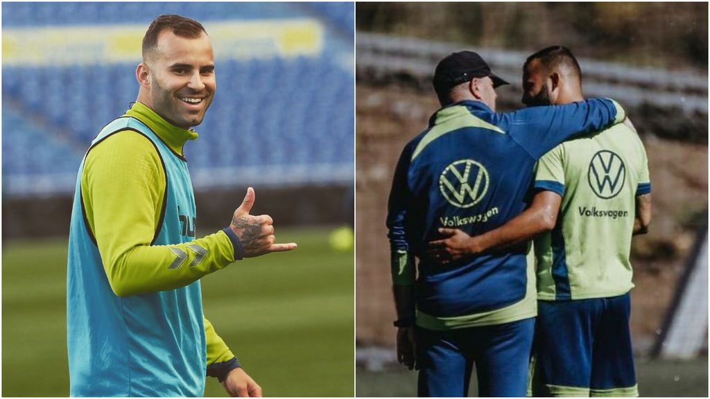 Las Palmas quiere hacer efectiva ya la renovación de Jesé: el club está contento con su compromiso