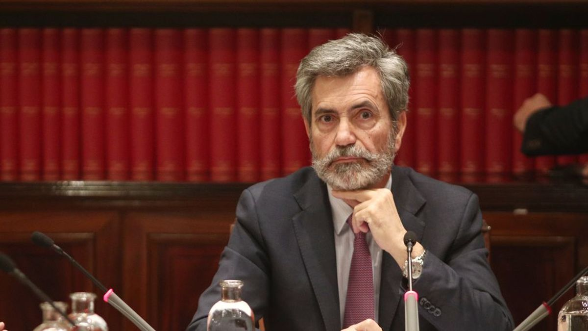 EuropaPress_2475002_presidente_consejo_general_poder_judicial_carlos_lesmes_preside_reunion